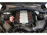 2018 Chevrolet Camaro Engines
