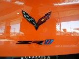 Chevrolet Corvette Badges and Logos