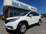 2015 White Diamond Pearl Honda CR-V EX #126894861