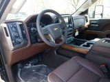 Chevrolet Silverado 3500HD Interiors