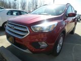 2018 Ruby Red Ford Escape SE 4WD #126917883