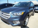 2018 Blue Metallic Ford Escape SE 4WD #126917880