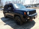 2018 Black Jeep Renegade Trailhawk 4x4 #126917664