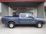 2005 Blue Steel Metallic Toyota Tundra SR5 Access Cab 4x4 #12670990