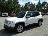 2018 Alpine White Jeep Renegade Limited #126935993