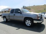 2007 Chevrolet Silverado 1500 Classic LS Extended Cab