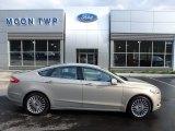 2015 Tectonic Silver Metallic Ford Fusion Titanium #126967853