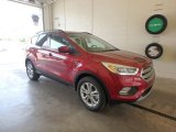 2018 Ruby Red Ford Escape SEL 4WD #126967725