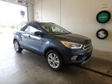 2018 Blue Metallic Ford Escape SEL 4WD #126967723