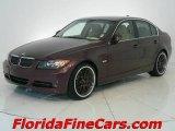 2006 Barrique Red Metallic BMW 3 Series 330i Sedan #1266344