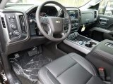 Chevrolet Silverado 2500HD Interiors