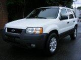 2003 Oxford White Ford Escape XLT V6 4WD #12687314