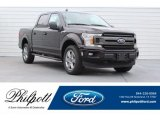 2018 Magma Red Ford F150 XLT SuperCrew 4x4 #127037334