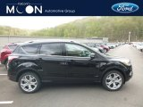 2018 Shadow Black Ford Escape Titanium 4WD #127037320