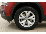 Volkswagen Atlas Wheels and Tires