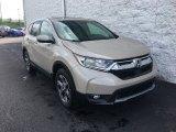 2018 Sandstorm Metallic Honda CR-V EX-L AWD #127037268