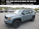 2018 Anvil Jeep Renegade Latitude 4x4 #127037257