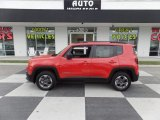 2017 Colorado Red Jeep Renegade Sport 4x4 #127037341