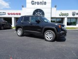 2018 Black Jeep Renegade Latitude 4x4 #127057568