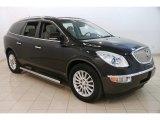 2010 Carbon Black Metallic Buick Enclave CXL AWD #127057712