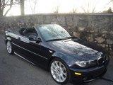 2005 Monaco Blue Metallic BMW 3 Series 330i Convertible #1261618