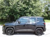 2018 Black Jeep Renegade Altitude #127057407