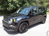 2018 Jeep Renegade Black