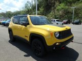 2018 Jeep Renegade Solar Yellow