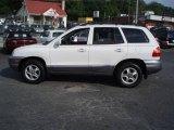 2003 Nordic White Hyundai Santa Fe I4 #12683941