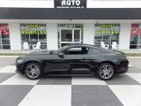 2017 Shadow Black Ford Mustang Ecoboost Coupe #127057632