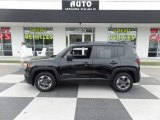 2017 Black Jeep Renegade Sport #127057630