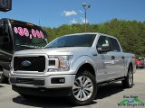 2018 Ingot Silver Ford F150 STX SuperCrew 4x4 #127057389