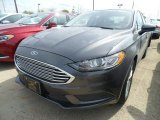 2018 Magnetic Ford Fusion SE #127083580