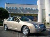 2008 Dune Pearl Metallic Ford Fusion SEL #1261637