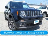 2018 Black Jeep Renegade Latitude 4x4 #127083297