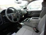 2018 Chevrolet Silverado 1500 LS Regular Cab 4x4 Front Seat