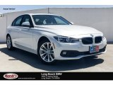 2018 Glacier Silver Metallic BMW 3 Series 320i Sedan #127108304