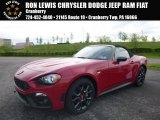 2018 Fiat 124 Spider Abarth Roadster