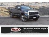2018 Magnetic Gray Metallic Toyota Tundra SR5 Double Cab 4x4 #127129688