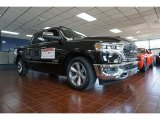 2019 Diamond Black Crystal Pearl Ram 1500 Limited Crew Cab 4x4 #127129824