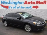 2012 Dark Gray Metallic Subaru Impreza 2.0i Premium 4 Door #127129762