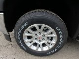 GMC Sierra 1500 2018 Wheels and Tires