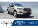 2018 White Gold Ford Escape S #127129851