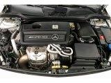 Mercedes-Benz CLA Engines