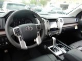 2018 Toyota Tundra Limited Double Cab 4x4 Dashboard
