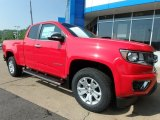 2018 Chevrolet Colorado LT Extended Cab 4x4 Data, Info and Specs