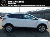 2018 Oxford White Ford Escape SEL #127180643