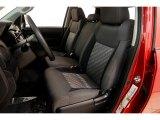 2018 Toyota Tundra SR Double Cab 4x4 Graphite Interior