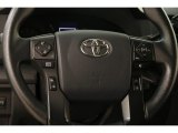 2018 Toyota Tundra SR Double Cab 4x4 Steering Wheel