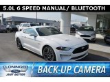 2018 Oxford White Ford Mustang GT Fastback #127180703